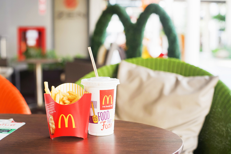 Plastic straws: McDonald's is putting an end to plastic straws | Photo: Shutterstock