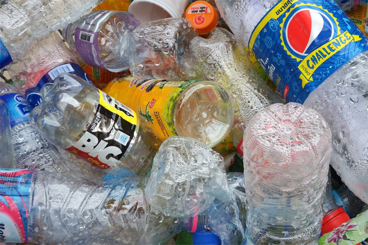 Plastic: 75 percent of all plastic ever produced is waste | Photo: Creative Commons