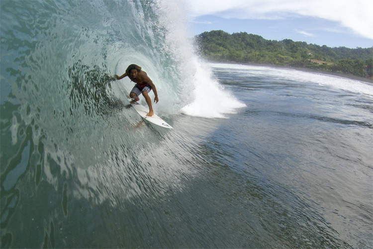 Playa Hermosa: the most famous surf spot in Costa Rica | Photo: Save the Waves