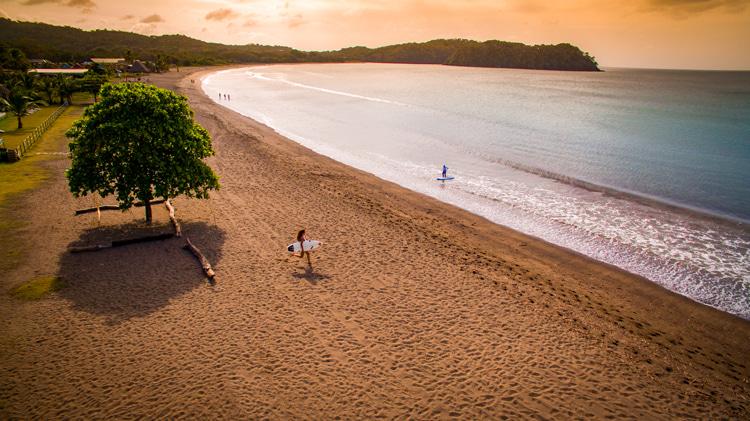 Playa Venao: a surf town par excellence |  Photo: Visit Panama