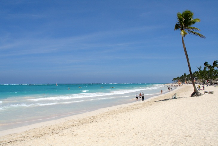 Playa Grande, Dominican Republic: rest and surf
