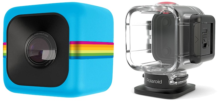 Polaroid Cube challenges GoPro in the surf camera market