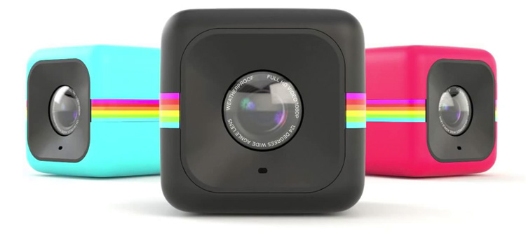 Polaroid Cube: HD and compact