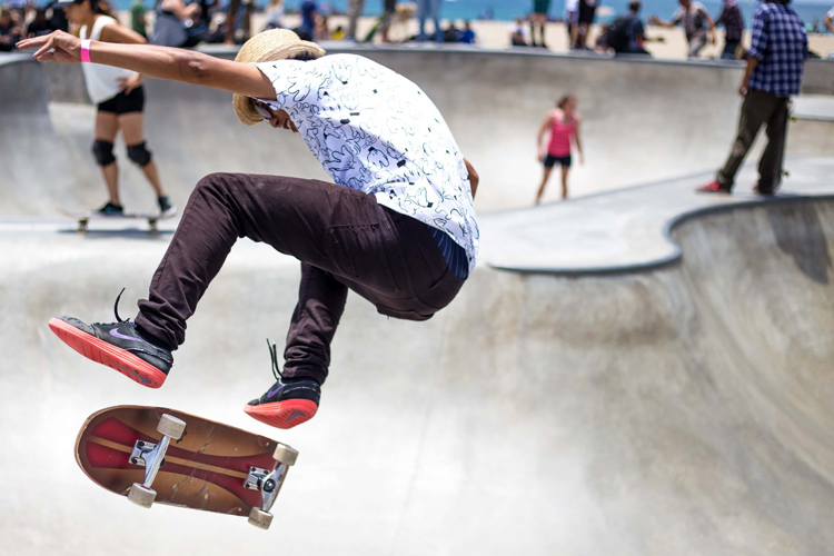Skateboarding: the sport had its first boom between 1959 and 1965 | Photo: Creative Commons