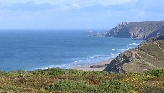 Porthtowan: polluters, watch out