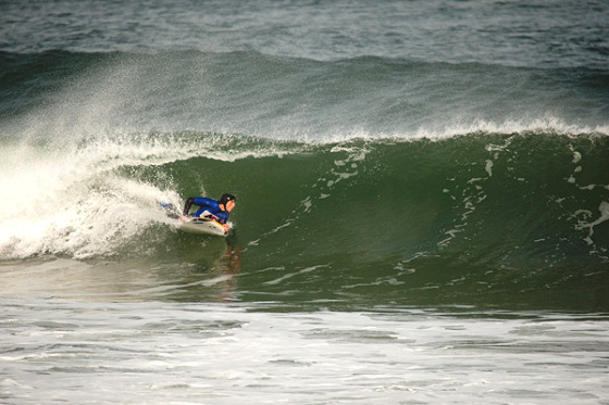 Portrush: inaugural event of the 2011 UK Bodyboard Tour