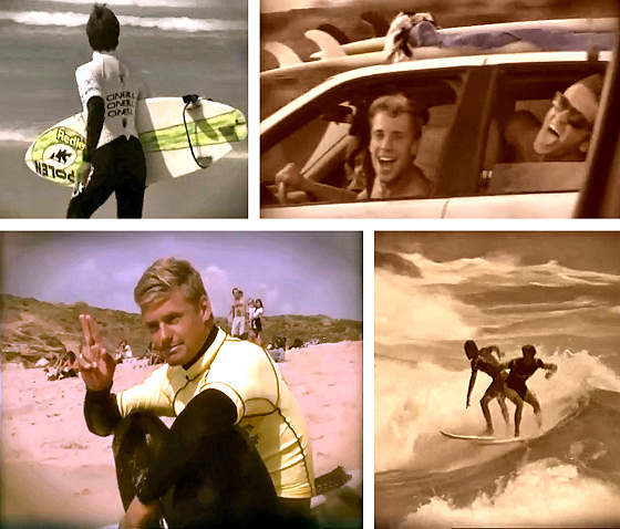 Portugal Radical: surfing footage from the early 1990s