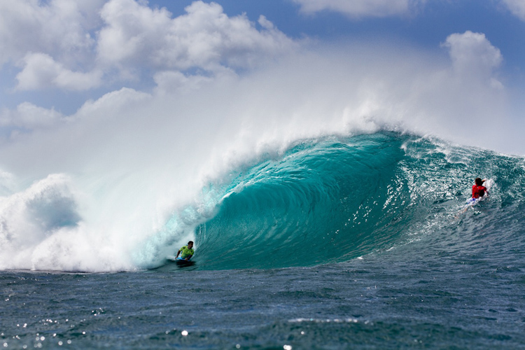 Pro bodyboarding: total commitment | Photo: Specker/IBA