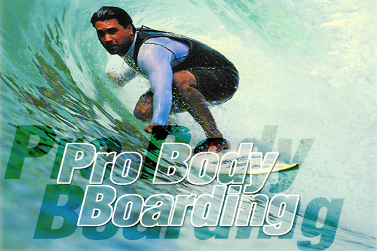 Pro Bodyboarding: only bodyboarding game released for PlayStation