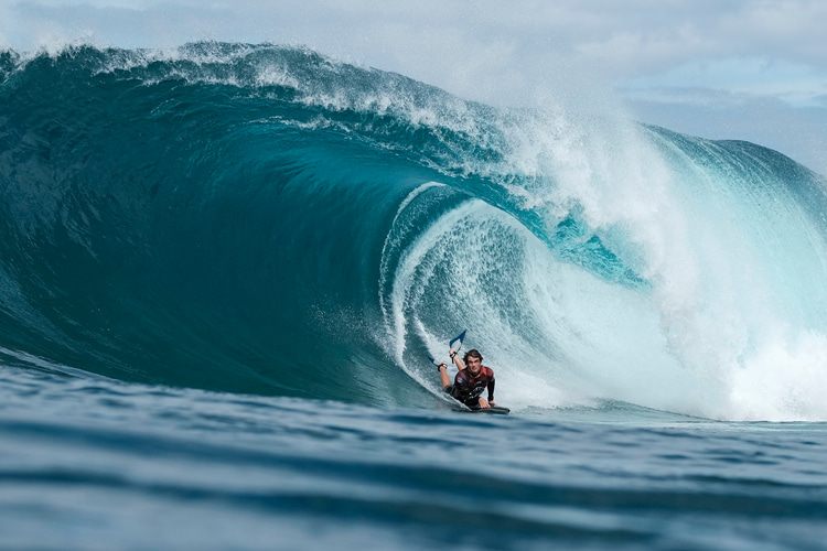 Professional bodyboarding: the future isn't bright | Photo: Frontón King