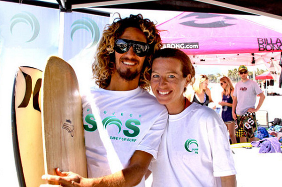 Project Save Our Surf: protecting our dreams