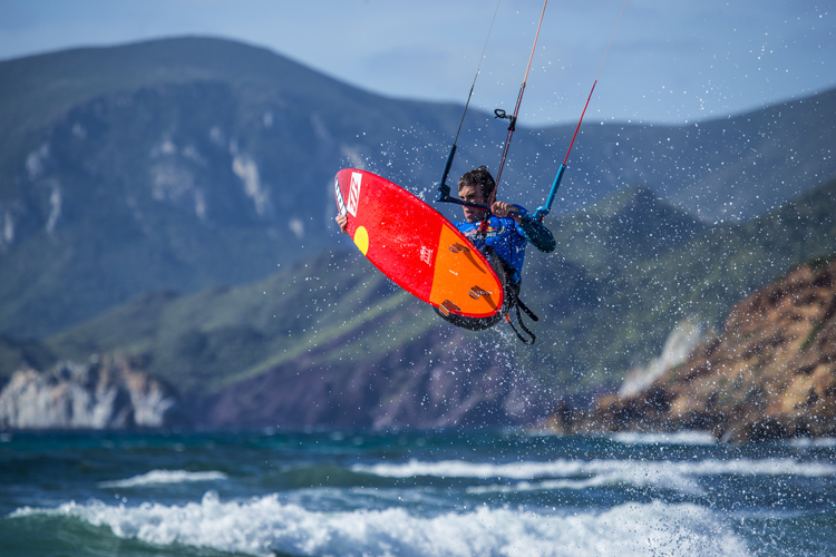Kiteboarding: reaching out to a wider audience | Photo: Lukas Prudky/Red Bull