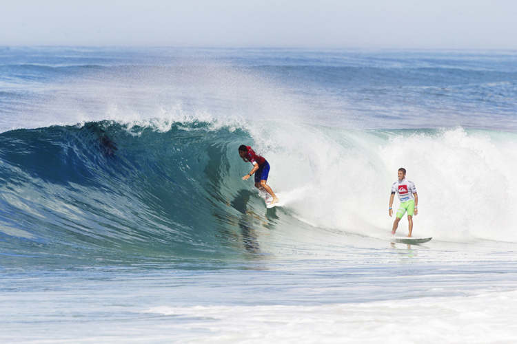 The most important (and uncommon) rules in competitive surfing