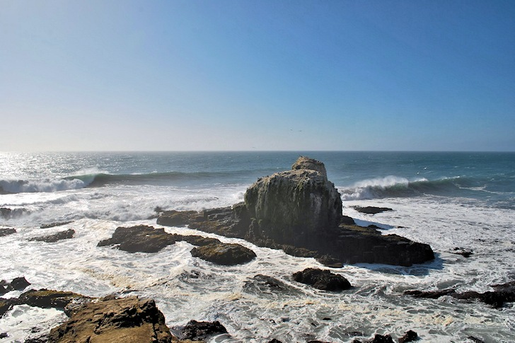 Punta de Lobos: Chile's most powerful left-hander