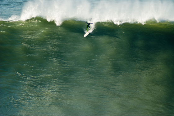 Punta Galea Challenge: big wave surfing in the Basque Country