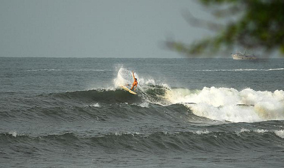 Punta Roca: an El Salvador surfing treasure