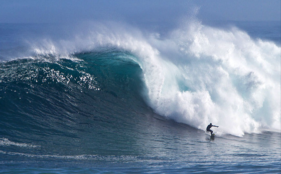 Punta Ure: Chile is pumping | Photo: Rodrigo Farias/Glass.cl