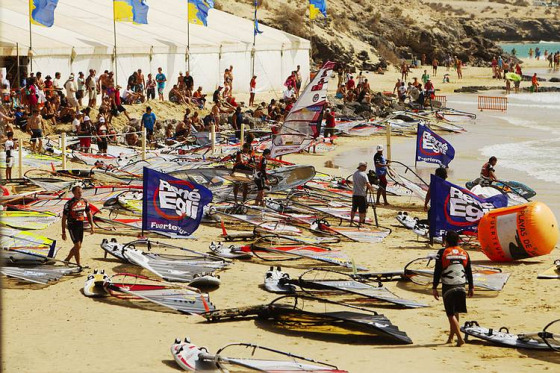 PWA World Tour: plenty of room for new sails