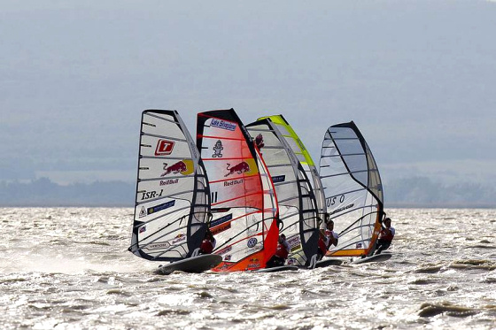 PWA Podersdorf, day one