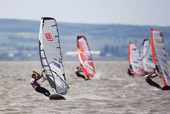 PWA Podersdorf, day two