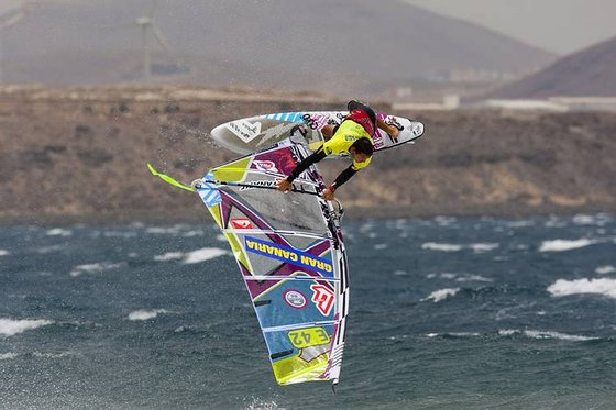 PWA Gran Canaria: time makes us fly