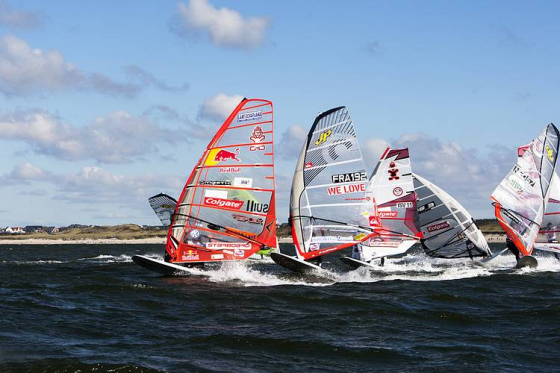 PWA Sylt: speed time