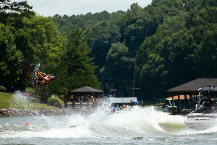 2018 Pro Wakeboard Tour: the performances have been amazing | Photo: Cortese/PWT