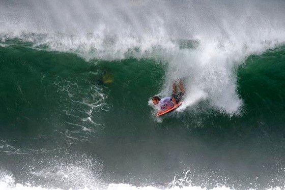Queensland Association of Bodyboarding Titles: great waves, highly competitive