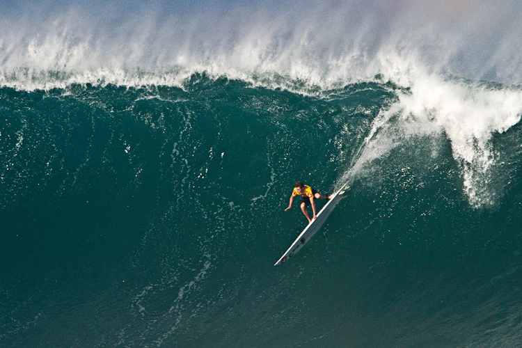 Quiksilver in Memory of Eddie Aikau: go big or go home | Photo: Quiksilver