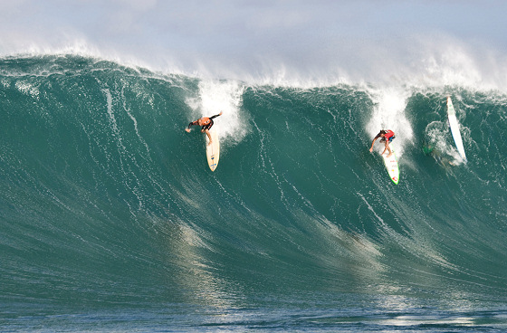 Quiksilver In Memory of Eddie Aikau: there is only one winner, ok?