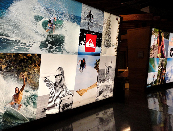 Quiksilver: have you got a Kelly Slater room?