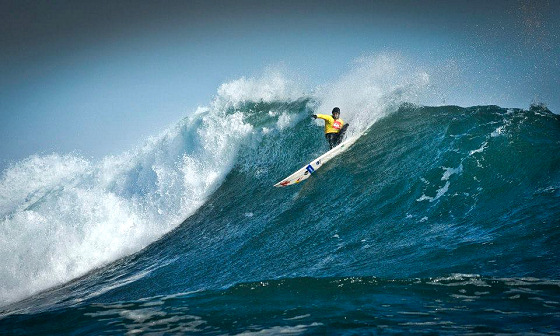 Ramon Navarro: Chilean big wave charger