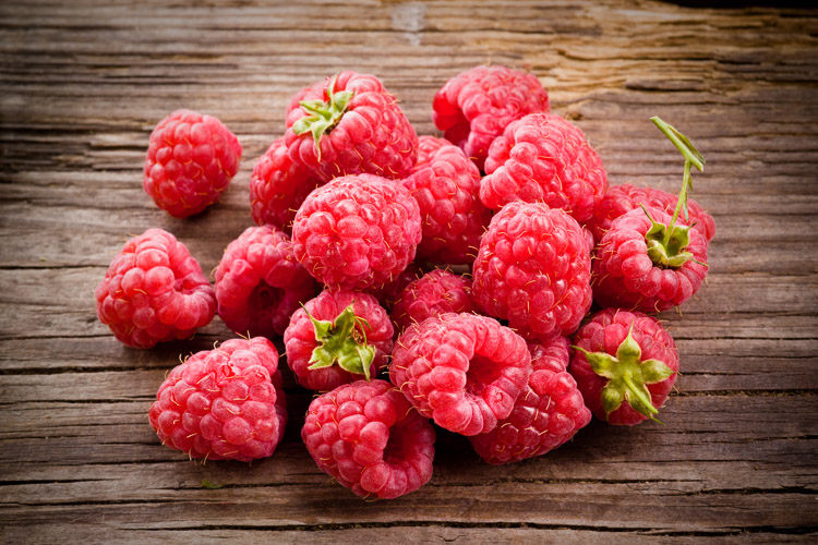 Raspberries: they are an excellent balance of antioxidants, vitamins and minerals | Photo: Shutterstock