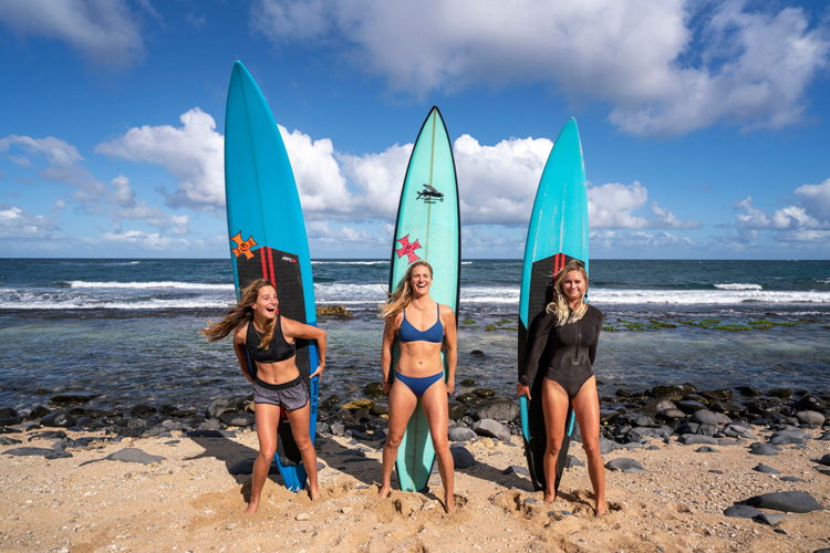 Red Bull Magnitude: a big wave video contest for female surfers | Photo: Red Bull