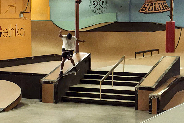 Red Bull Solus: a digital skate contest designed by Ryan Sheckler