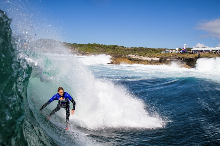 Red Bull Cape Fear: Sam Macintosh eyes a safe exit | Photo: Red Bull