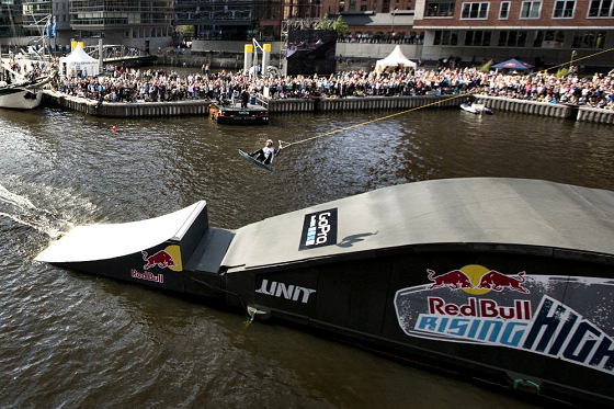 Red Bull Rising High: wakeboarding fever