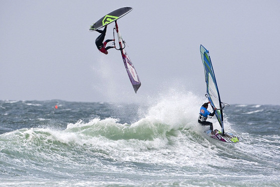2012 Red Bull Soulwave: welcome to Cold Hawaii, in Denmark