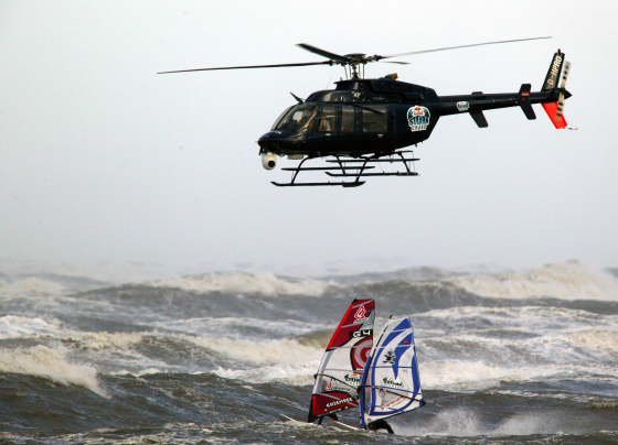 Red Bull Storm Chase: defy fear, defy tornados