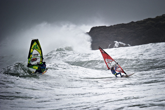 Red Bull Storm Chase: Ireland is tough
