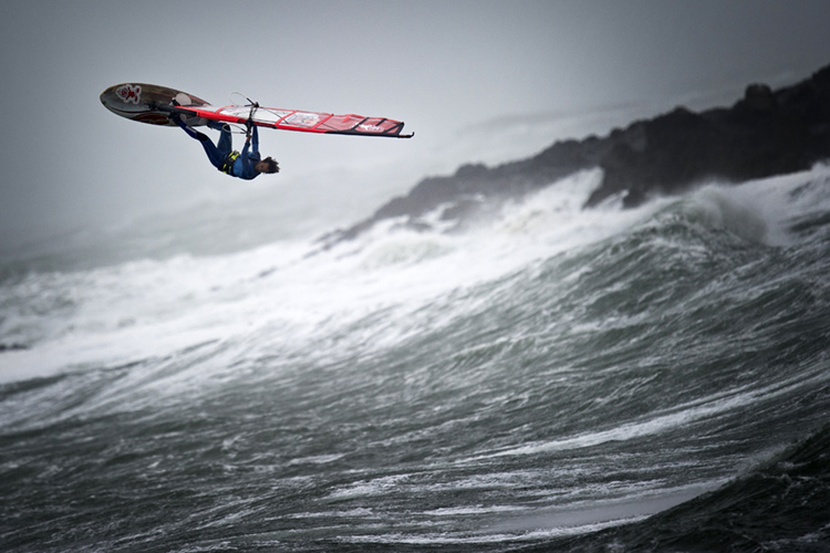 Red Bull Storm Chase: the world's toughest windsurfing contest returns to Ireland | Photo: Red Bull