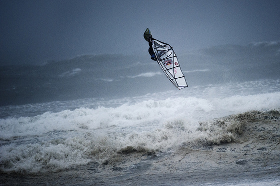 Red Bull Storm Chase: windsurfing's most-challenging contest