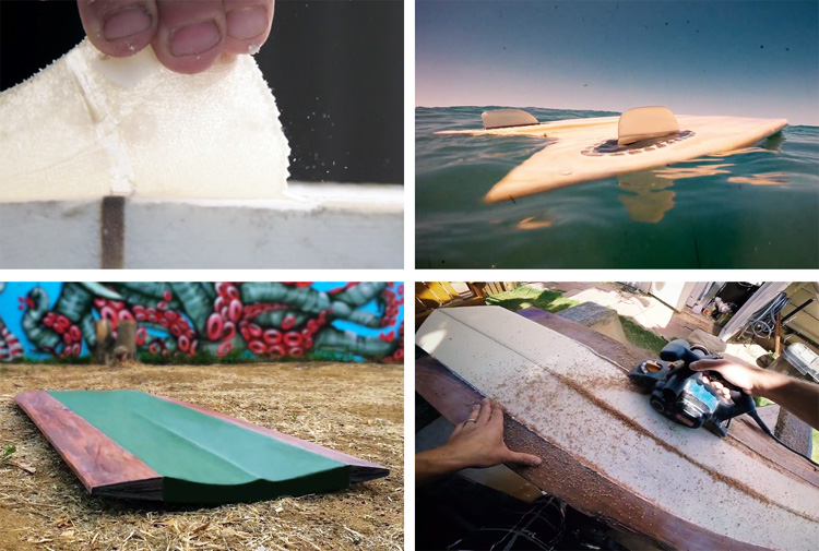 Surfboards: reshape and reuse | Still: Reshape Surf