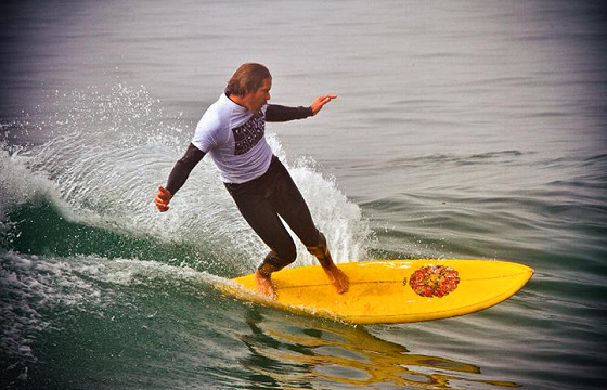 Retro surfing: Salt Creek goes cosmic