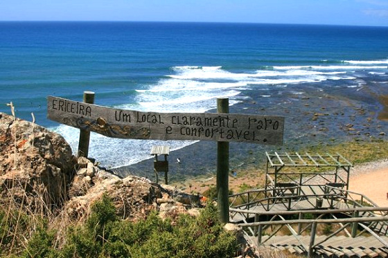Ribeira d'Ilhas: the Portuguese World Surfing Reserve