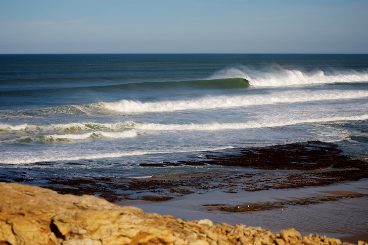 Ribeira d'Ilhas, Ericeira: European surfing capital | Photo: Tó Mané