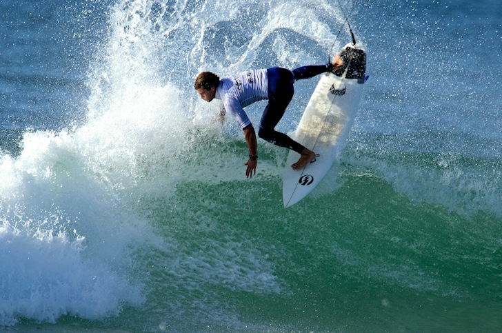 Ricardo Christie: ready to storm the World Surf League | Photo: ASP/Robertson