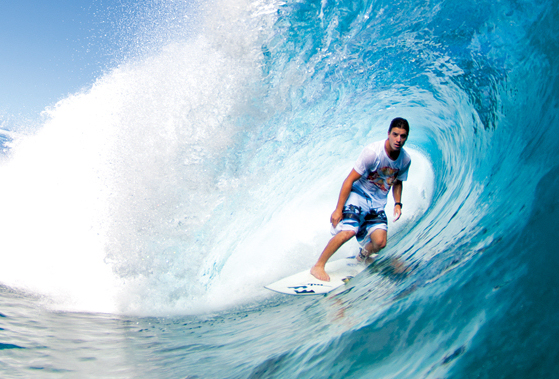 Ricardo dos Santos: staying away from Hawaiian trouble