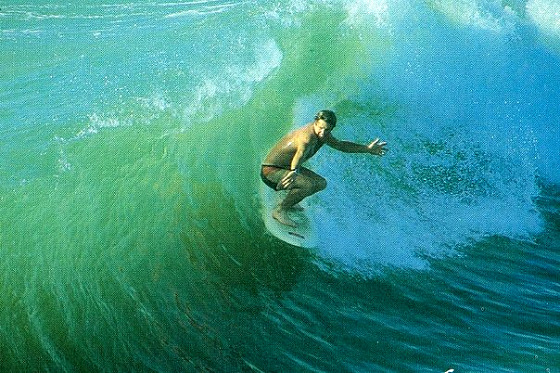 Rich Salick: a surfer who lived his life helping others