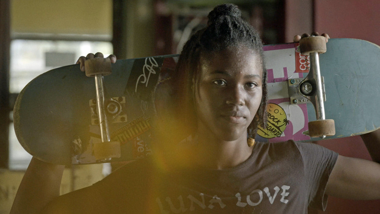 Skateboarding: Jamaican skaters ride to the sound of Bob Marley